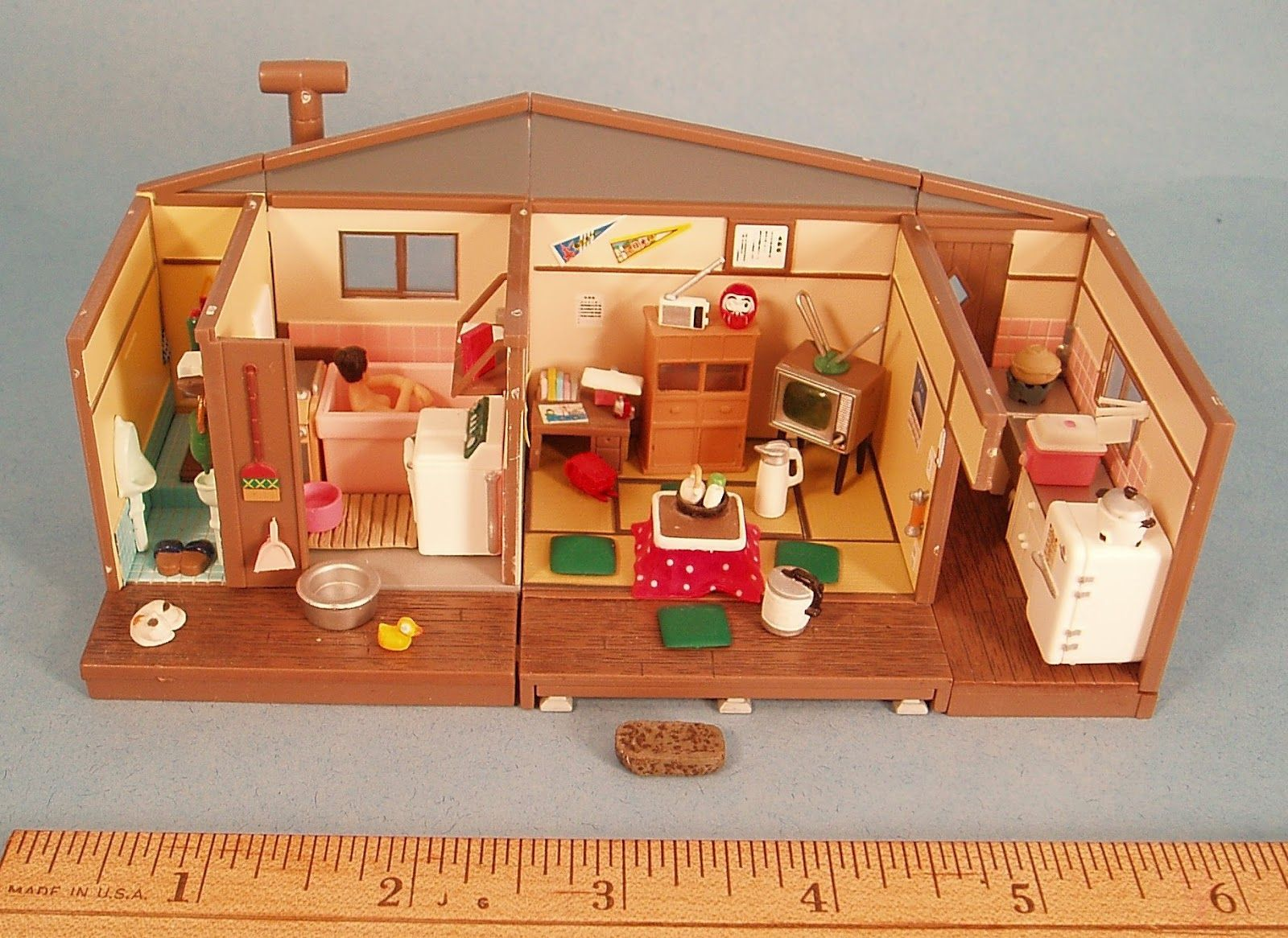 Delicious Diy Miniature Wooden Doll House Furniture Kits Toys Handmade Craft Miniature Model Kit Dollhouse Toys Gift For Children Various Styles Toys & Hobbies Doll Houses
