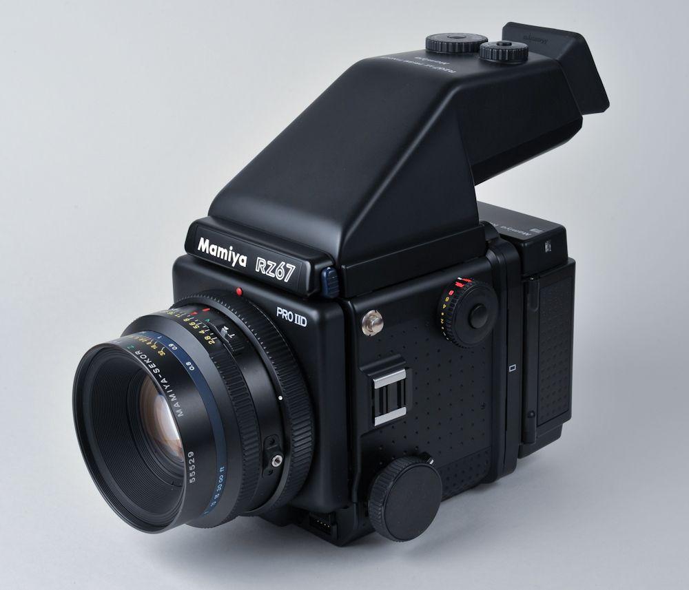 Mamiya RZ67 PRO IID | Camera, Camera photography, Video camera
