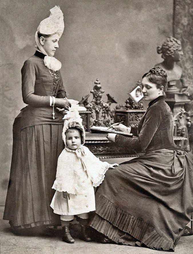 работы фотографов викторианской эпохи меня почти нет
