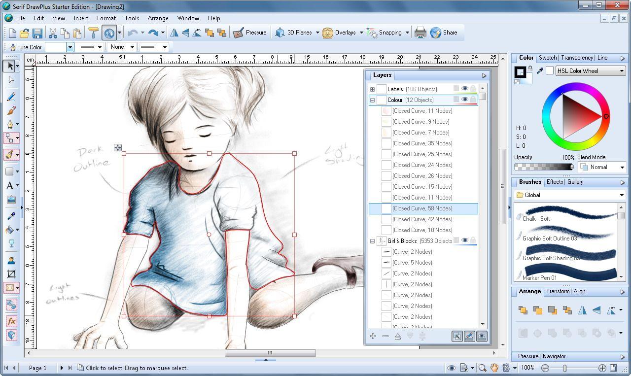 Six Free Alternatives to Adobe Illustrator Free