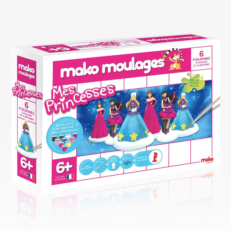 moulage en pl tre mako moulages mes princesses mako creations magasin de jouets pour enfants. Black Bedroom Furniture Sets. Home Design Ideas