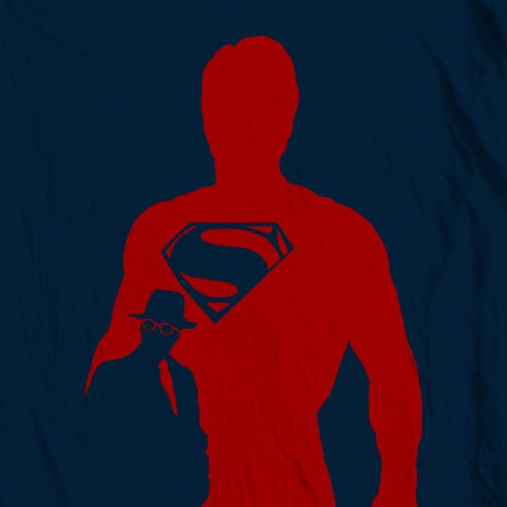 superman silhouette - ...