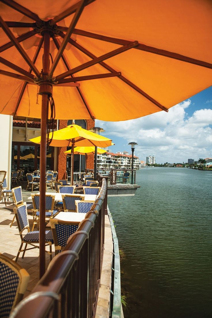 10 Restaurants For Waterfront Dining In