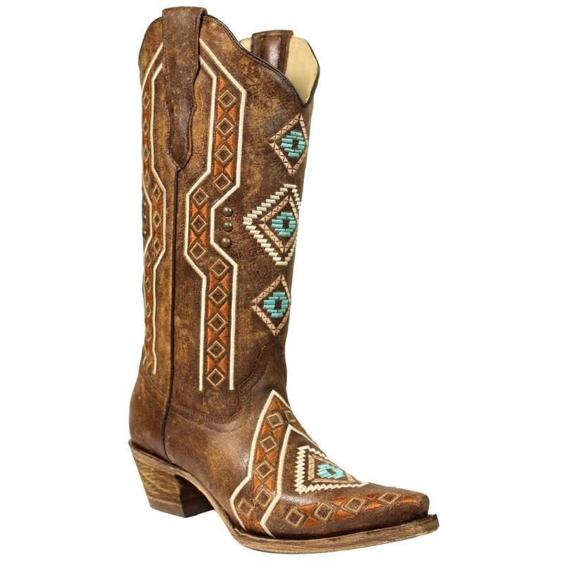 a6021eea6d4 Women s Corral Western Boots Handcrafted - yeehawcowboy