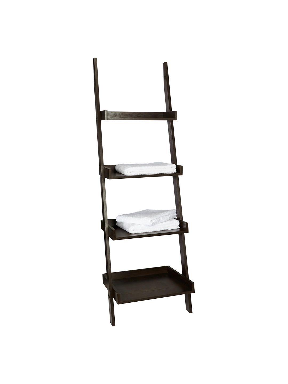 John Lewis Partners Bali Leaning Shelf Ladder Bookcases