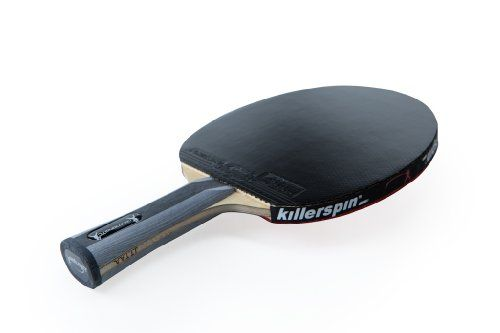 Killerspin Diamond TC Flared RTG-Premium Table Tennis Racket Killerspin http://www.amazon.ca/dp/B001E7PYG8/ref=cm_sw_r_pi_dp_FK.vub03M09PG