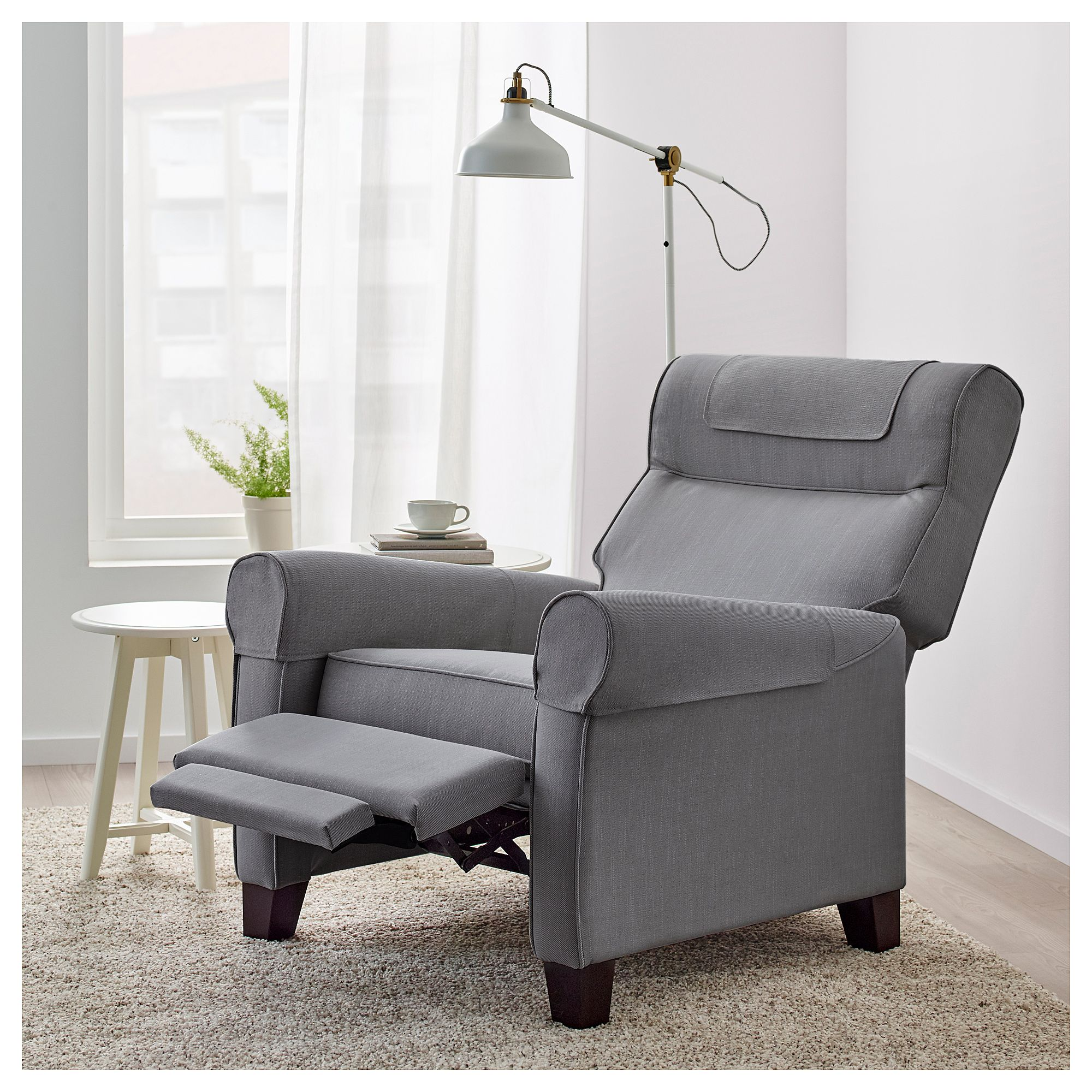 Ikea Liegesessel Ikea Muren Recliner Nordvalla Medium Gray Ideas For The House