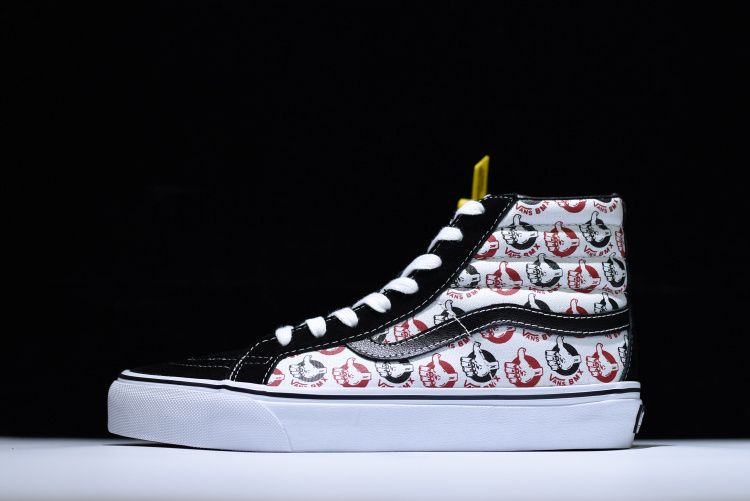 8513194d5c Neighborhood x Vans Vault OG SK8 HI LX Anaheim Heights Slate Plate Shoes