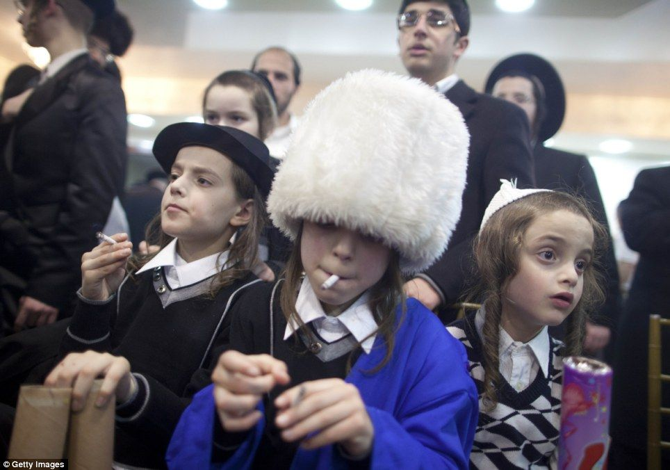 Haredi Jews In Israel: Pin On Art