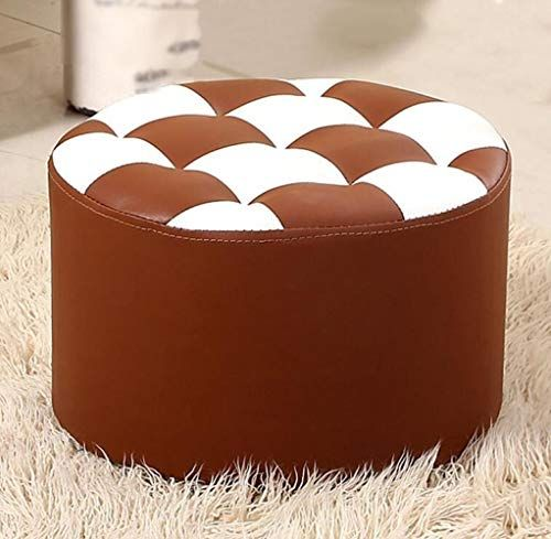Stupendous Cto Stool Sofa Footstool Solid Wood Small Bench Round Caraccident5 Cool Chair Designs And Ideas Caraccident5Info