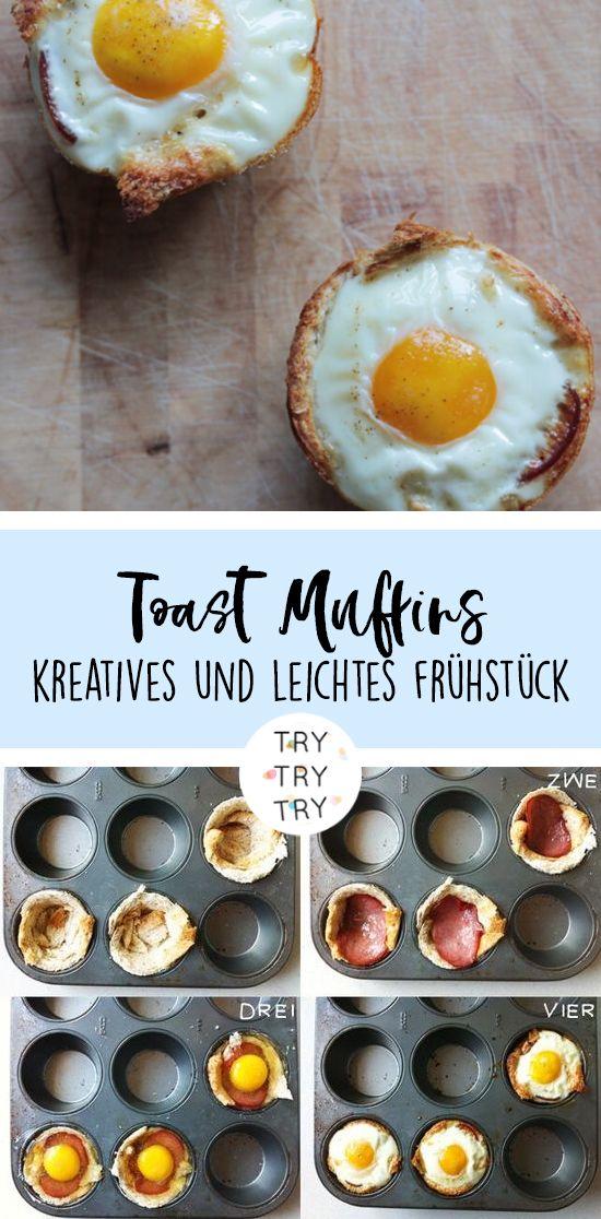 Schinken-Ei-Muffins #eggmuffins