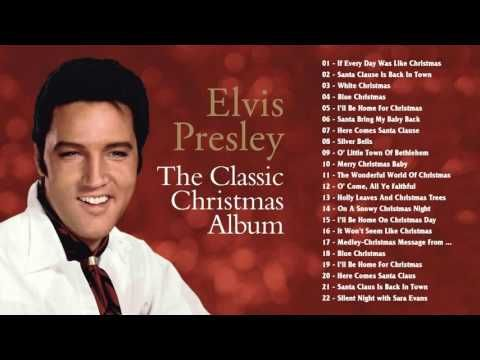 Elvis Presley Blue Christmas Greatest Hits Elvis Presley Christmas Songs New Elvis Presley Christmas Elvis Presley Christmas Songs Classic Christmas Songs