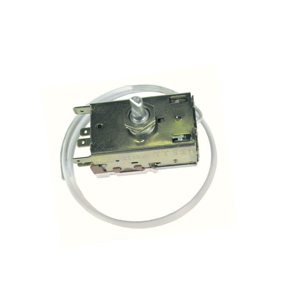 Original Thermostat 0und3 Sterne Kuhlschrank Ranco K59 L2622 600mm Kapillarrohr Thermostat Miele Ebay