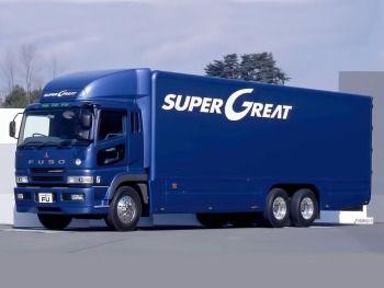 Mitsubishi Fuso Super Great FU '1996–2007