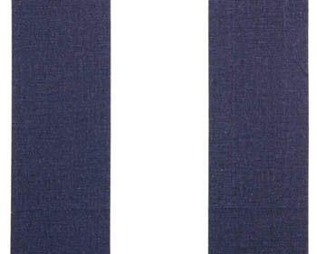Big Navy Stripe Fabric by the Yard | 100% Cotton