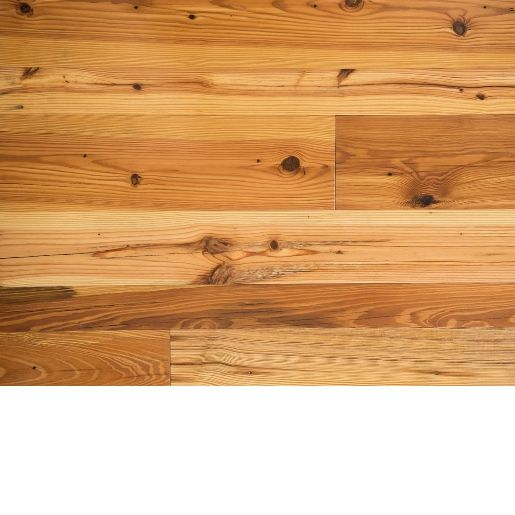 Heart Pine Naturally Reclaimed Oil 58 X 3 18 6 12 X 1 8 Mixed