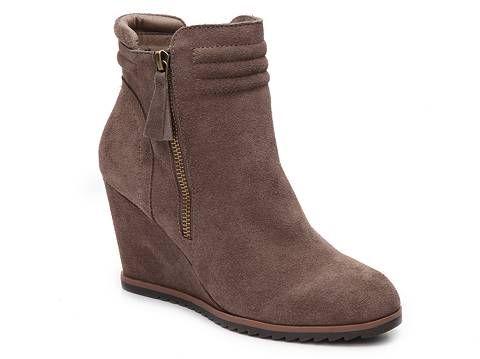 Crown Vintage Exquisite Wedge Bootie · Wedge BootsShoe BootsWomen's ...