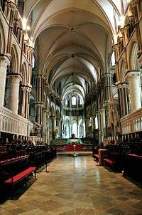 Katedra w Canterbury – Wikipedia, wolna encyklopedia