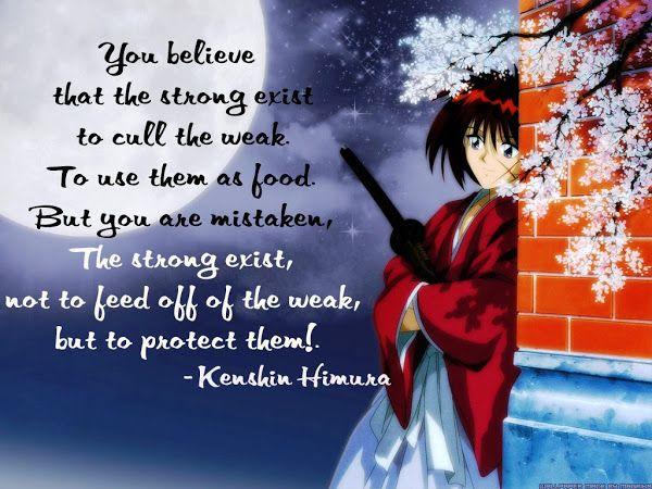 4 Kenshin Himura Wallpaper Samurai X Rurouni Kenshin Anime