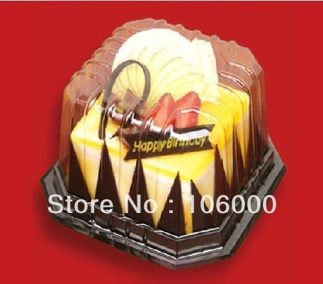 Aliexpress Com Buy Freeshipping Square Mousse Packaging Box Plastic Cake Box 16 4x16 4x11 2 H Cm From Reliable Cake Packaging Box Suppliers O Pasteles Cocinas
