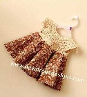 Folksy Flower Dress