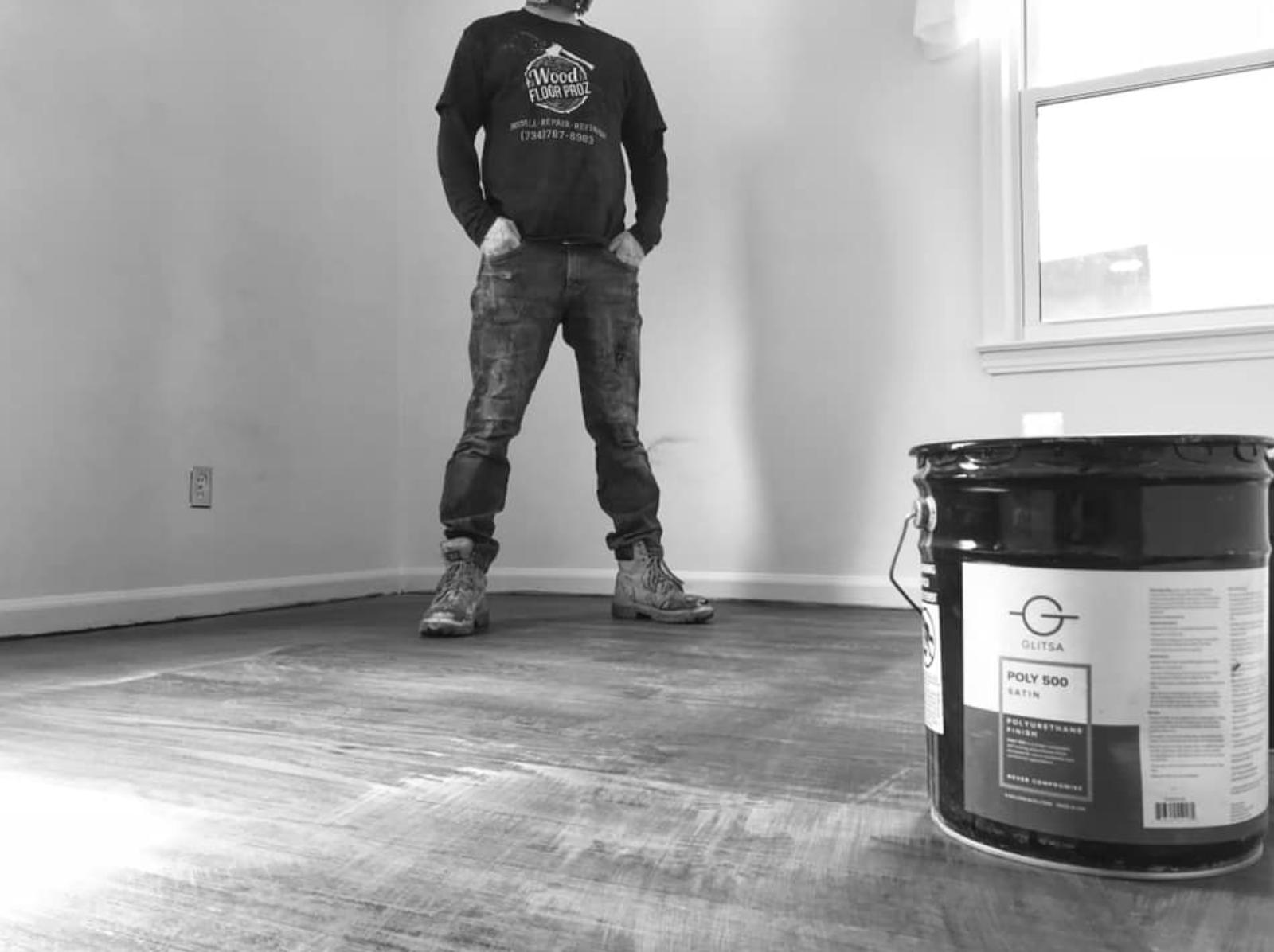 Wood Floor Proz Use Glitsa Products Wood Floors Flooring Hardwood Stairs