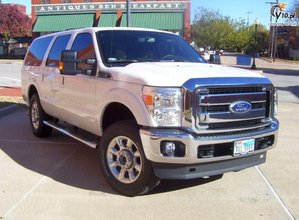 2011 Ford Excursion  Ford Excursions  Pinterest  Ford excursion