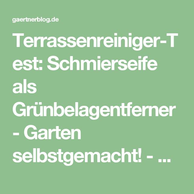 Die besten 25+ Grünbelagentferner Ideen auf Pinterest ...
