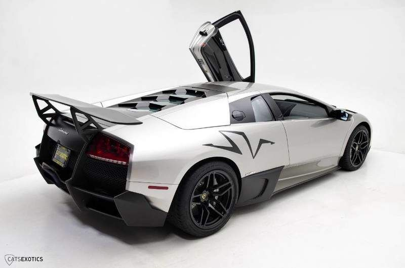 2010 Lamborghini Murcielago Lp670 4 Sv Seattle Wa My Cars