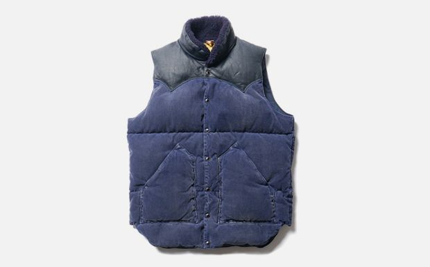 Inventory Magazine - Inventory Updates - Rocky Mountain Featherbed Corduroy Christy Vest