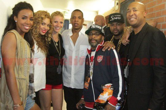 The Gangs All Here Photo Credit The Life Files Beyonce Beyonce And Jay Z Beyonce And Jay