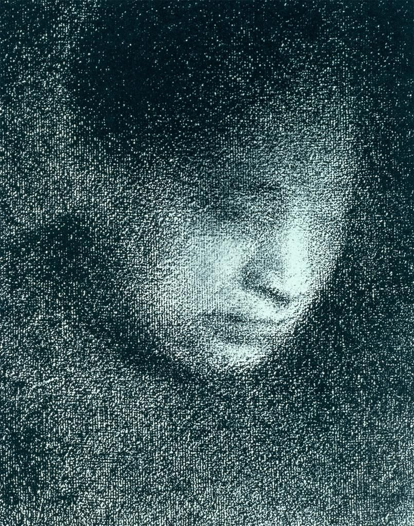 Geroges Seurat The Artist S Mother 1882 83 With Images
