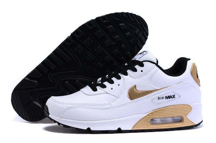 meilleure sélection 74a46 378f7 Bild 1 von Nike – Air Max 90 – Sneakers in Grau und Bronze ...