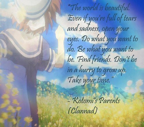 Clannad After Story Sad