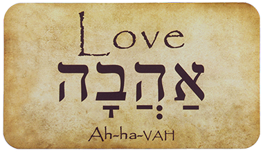 Love Ahava Hebrew Message Card Learn More About Hebrew At Http Olivepresspublishing Org Hebrew Html