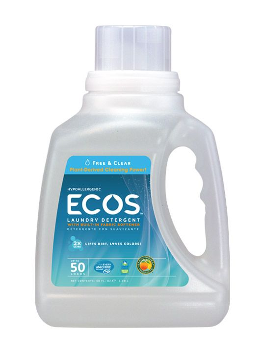 Hypoallergenic Laundry Detergent Free Clear Ecos Laundry Detergent Hypoallergenic Laundry Detergent Natural Laundry Detergent