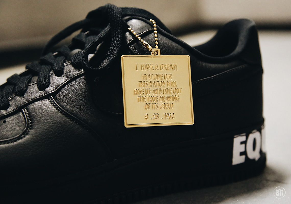 factory price 14149 13d7f Nike Air Force 1 Low BHM Equality Release Date | that DOPE ...