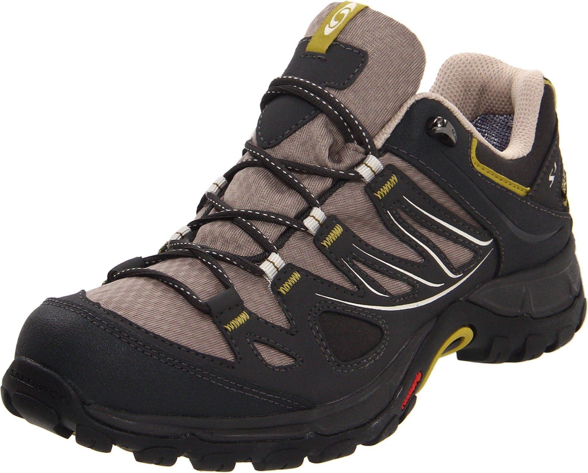 : Salomon Women's Ellipse GTX W Hiking Shoe,Thyme