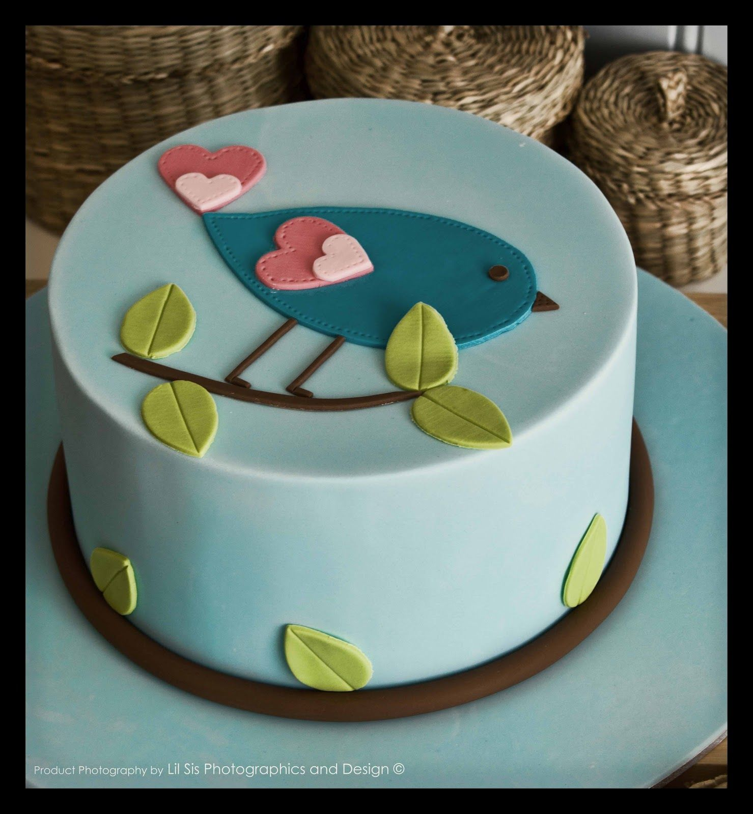 Fondant Cakes for Beginners Delicious Pinterest ...