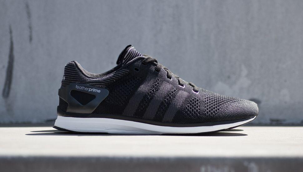 Adidas Adizero Feather 2 M Running Shoes Cheap Sale Silver Mens Black