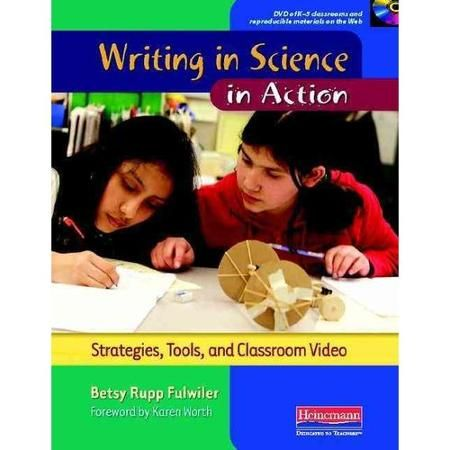 writing in science in action - note-booking
