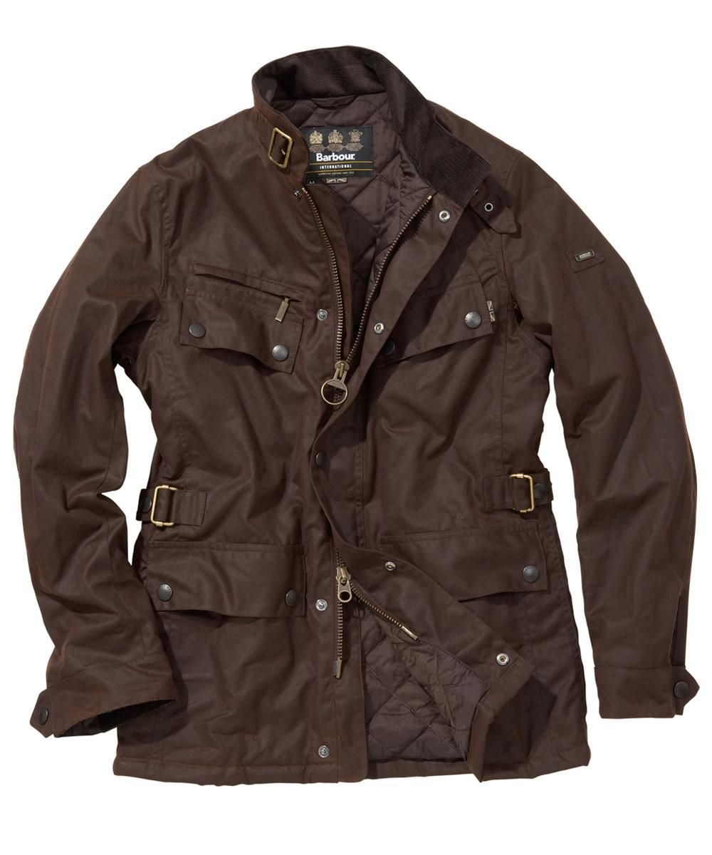 2fb3d2d354d Mens Barbour Colomer Waxed Jacket - Sage