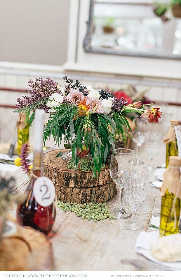 Italian Inspired Wedding Ideas Wedding Table Decor Inspiration