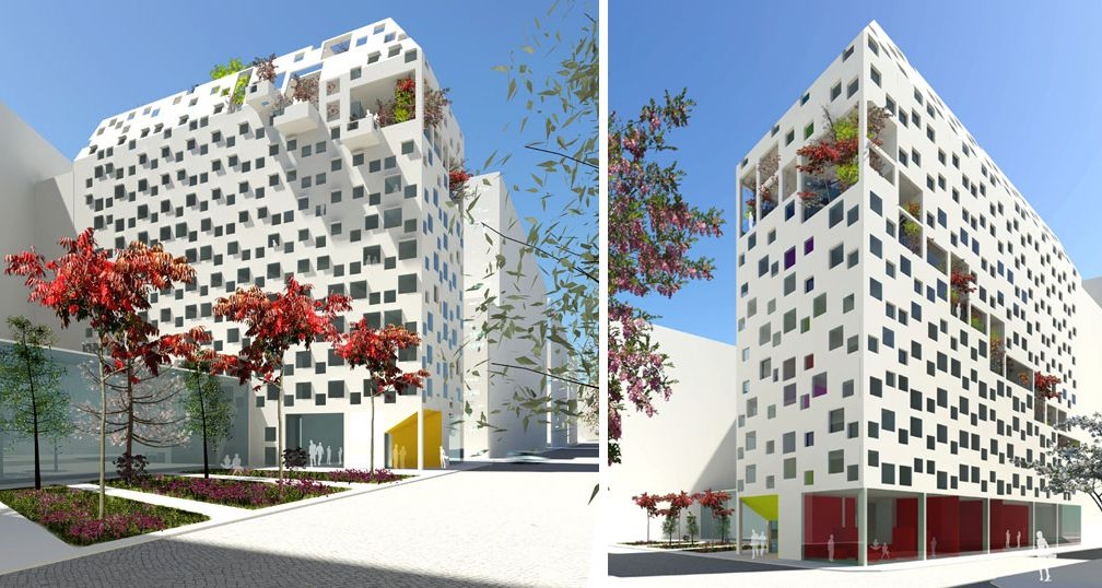 The Most Beautiful College Dorms In The World Housing