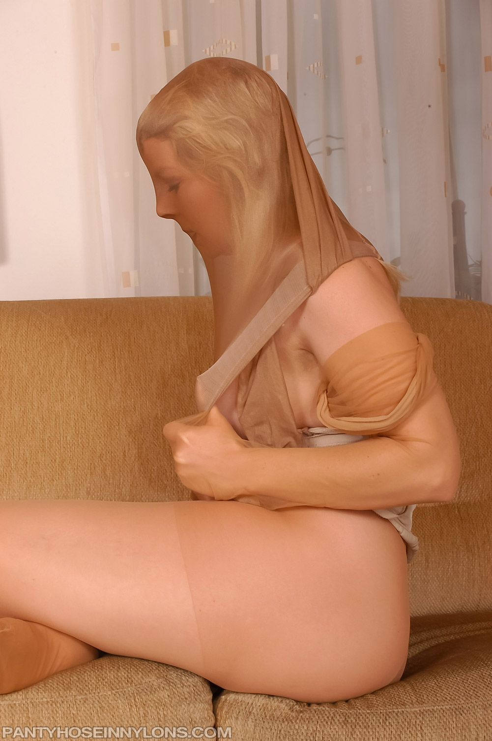 Apologise, Fetish pantyhose encasement