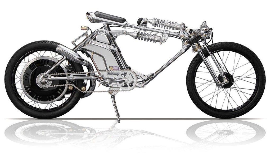 pinterest.com/fra411 #classic #custom #bike - Chicara Nagata - CA4_03