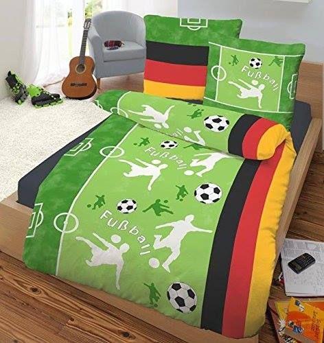 Fussball Bettwasche Fussballfan Kinderzimmer