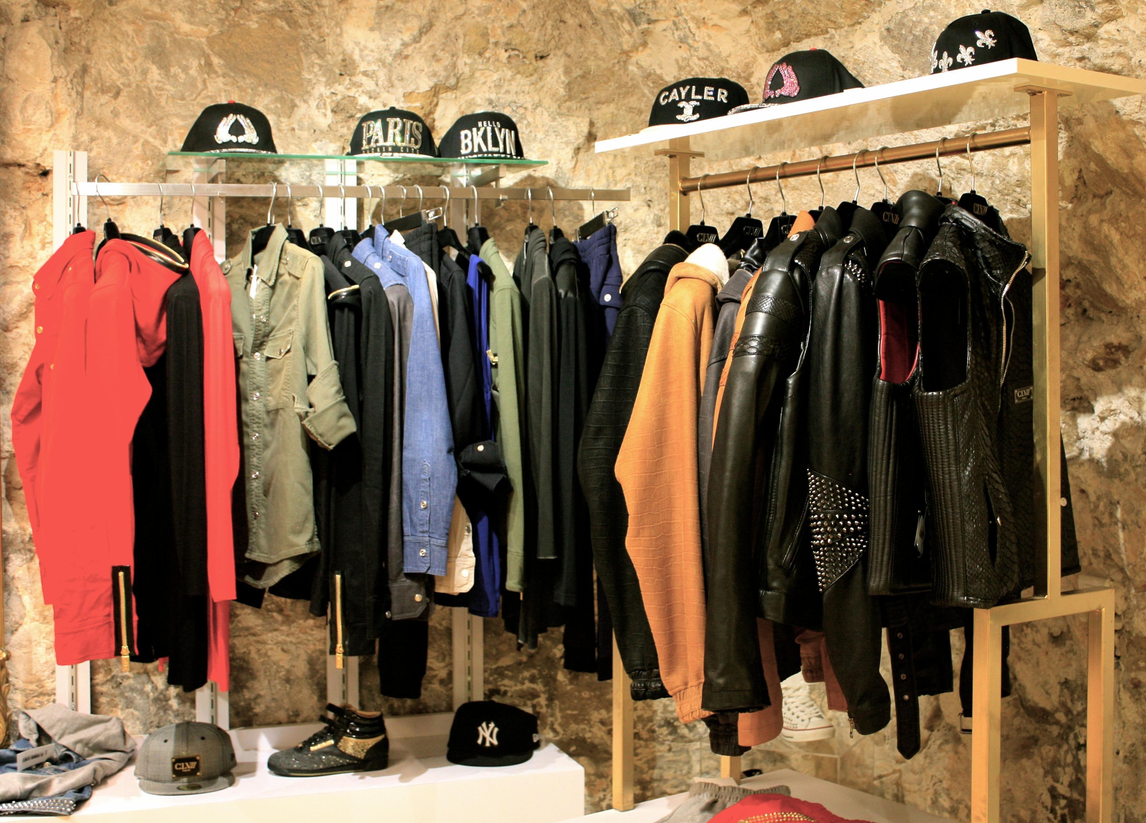 Vetements De La Boutique Clvii Mode Homme Streetwear Urbain