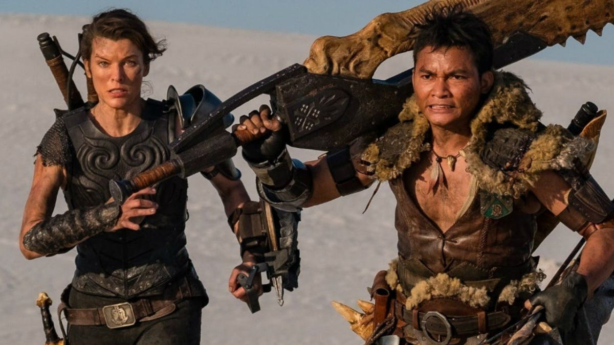 Monster Hunter Movie Delayed To 2021 In 2020 Monster Hunter Movie Monster Hunter Movie Releases