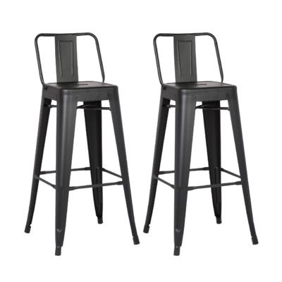 Astounding Barchetta 30 Bar Stool Counter Tables Metal Bar Stools Squirreltailoven Fun Painted Chair Ideas Images Squirreltailovenorg